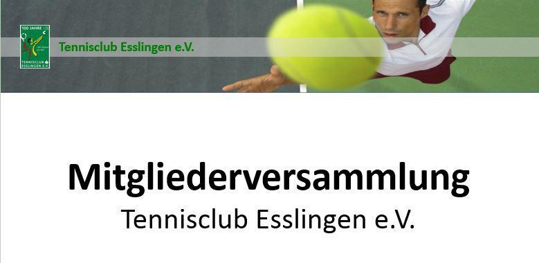 Tennis Esslingen